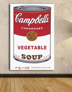 Warhol-Campbell's