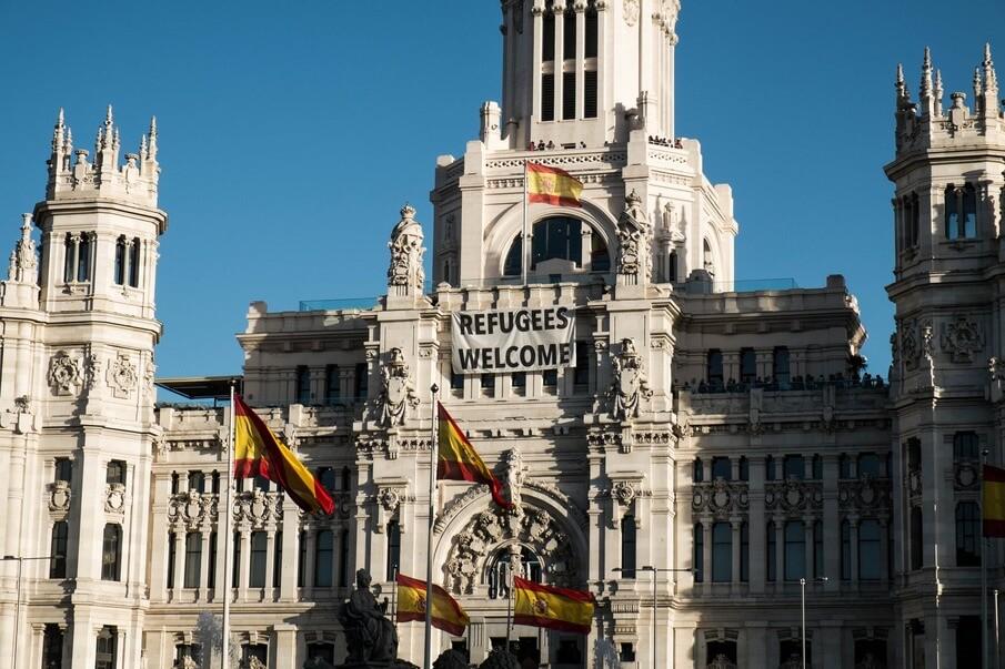 Элина Дорофий  «У нас в Испании...»