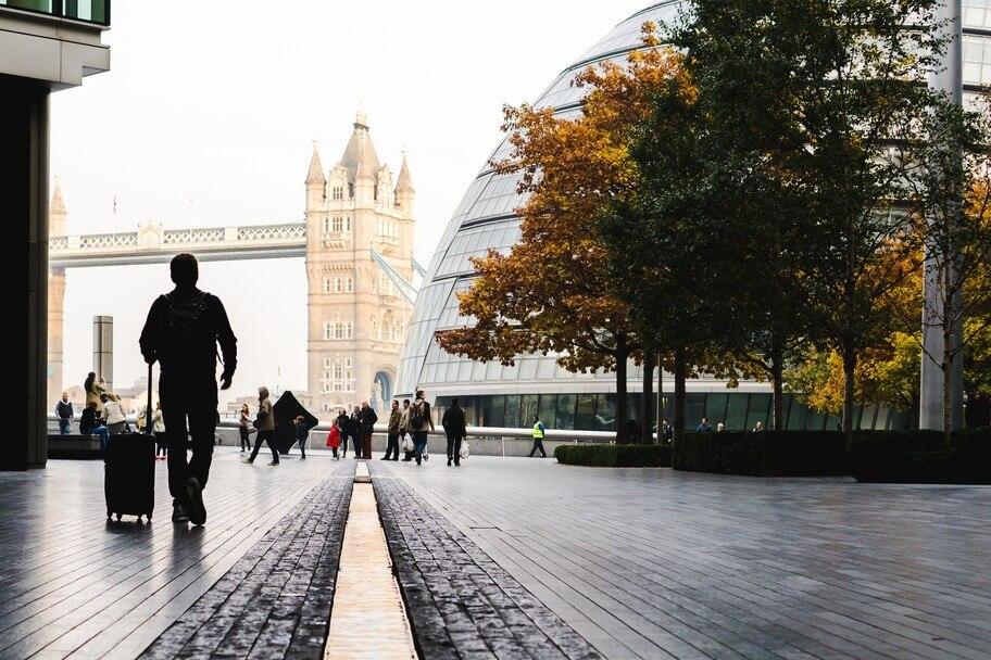 Лондон – это Нью-Йорк «Старого Света»