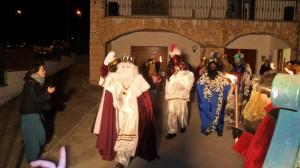 Как празднуют испанские праздники наши не совсем испанские дети?