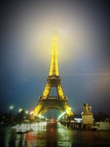 «Мыльная опера» в Париже