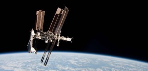 Space Station Shuttle Photos