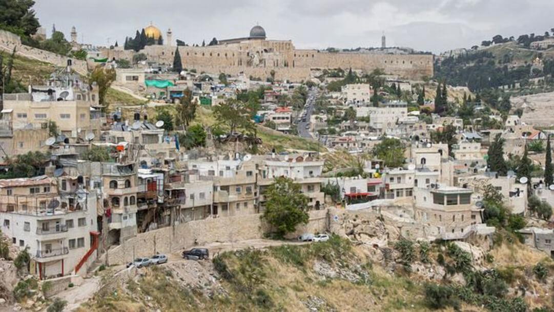 Иерусалим, любовь моя