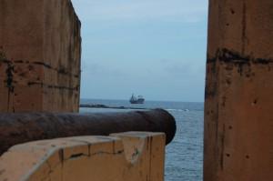 vid na Karibskoe more