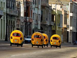 taxi-in Havana