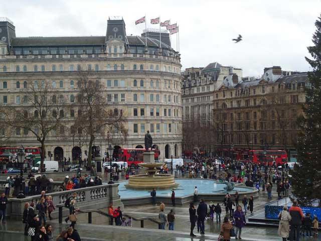 «Лондон: путешествие не без приключений»