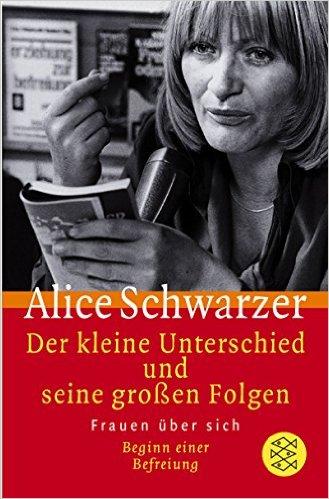 Алиса Шварцер: «Мы стремимся не к омужичиванию женщин, а к гуманизации отношений полов»