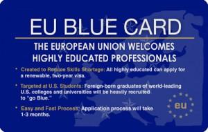 Страна мечты – Германия: голубая карта и другие возможности для переезда