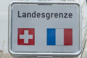 Путешествие из Базеля в Женеву или граница без замка