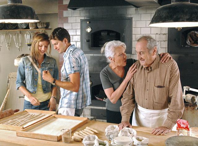 «Любовь – она, как хлеб, его нужно печь каждый день, чтобы всегда был свежим»