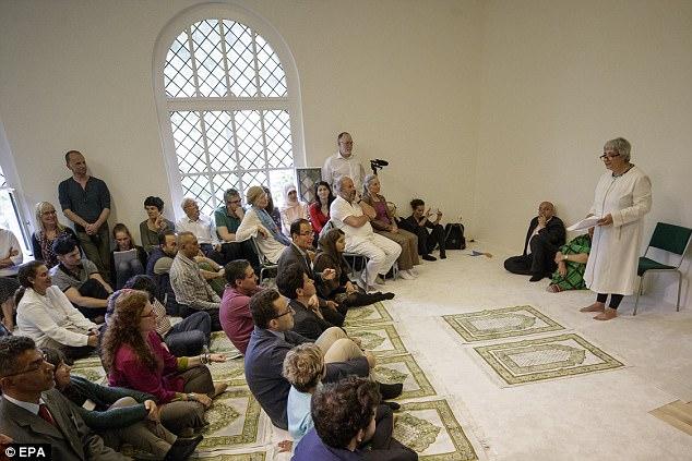 Сейран Атес: «Мы хотим бороться против исламизма посредством ислама»