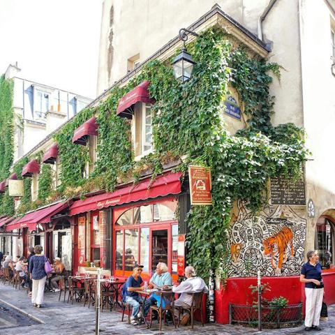 Центр Марэ. Париж