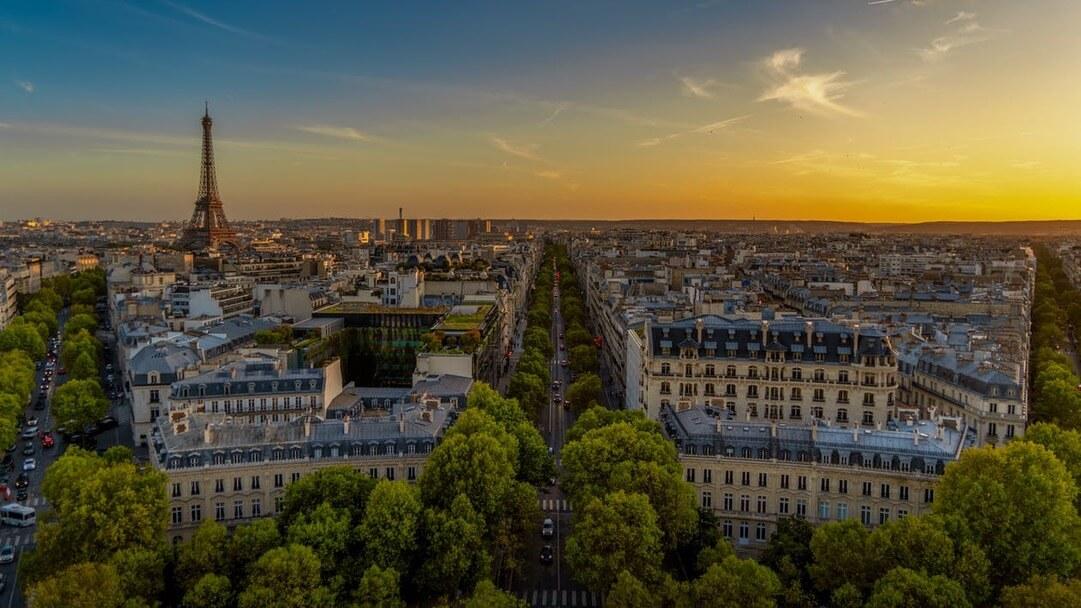 О, Париж