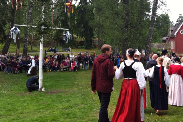 Языческая душа финских праздников