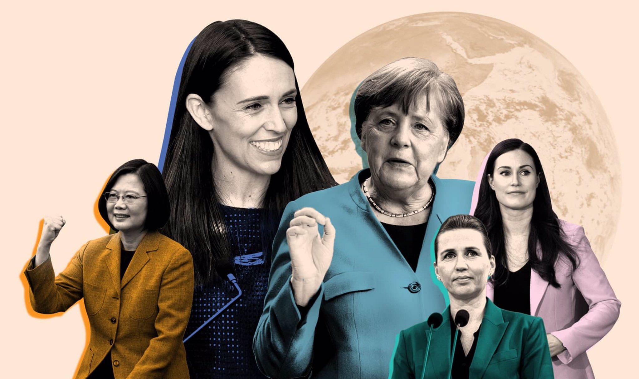 Ищите женщину... в президенты!