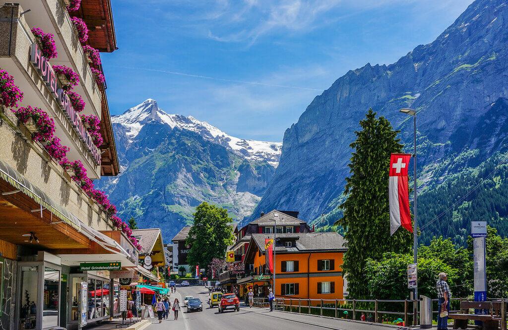 По Швейцарии... в «кругосветку»