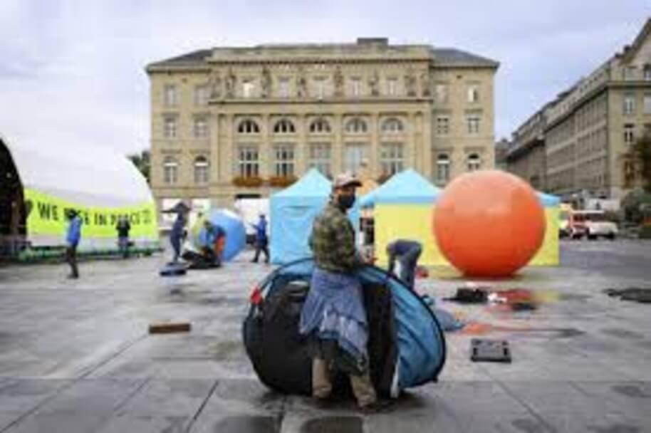 Площадная брань парламентариев - эхо Трампа в Берне