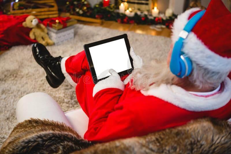 Санта-Клаус остается дома - как пандемия меняет вековые традиции