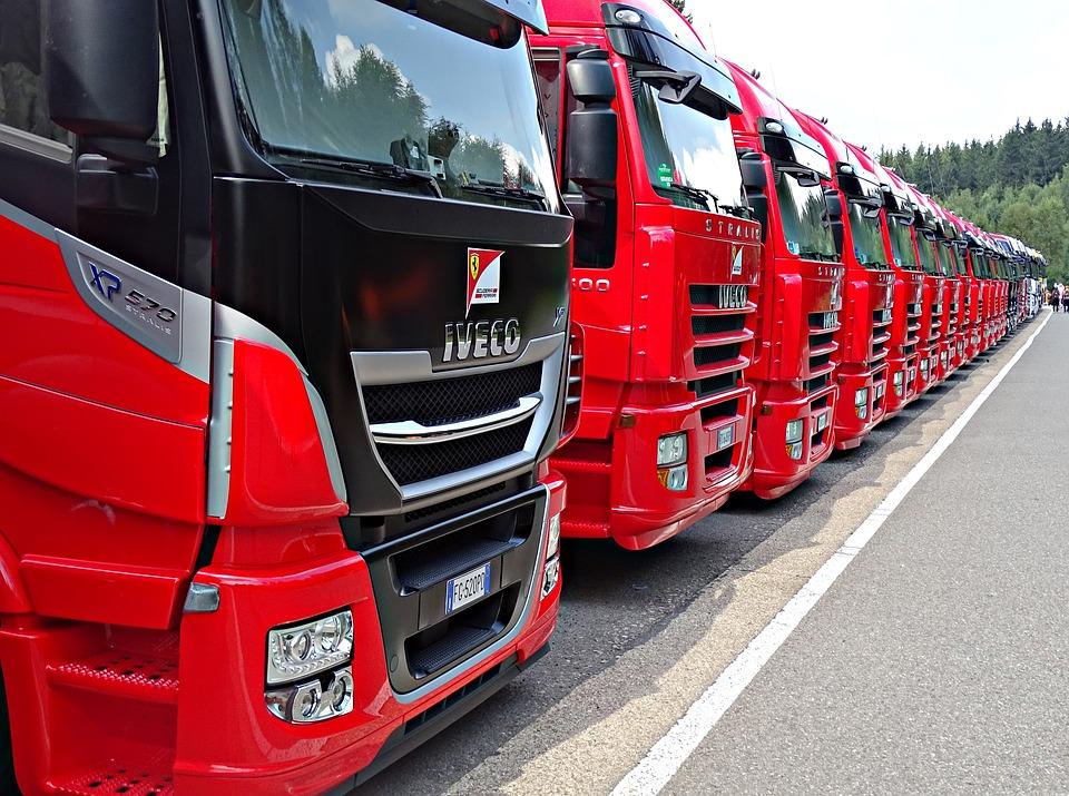 Некому водить грузовики не только в Великобритании, но и по всей Европе