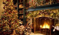 4 (Рождество, елка, подарки, новый год)
