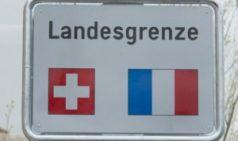 Граница Франции и Швейцарии