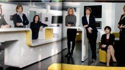 Microsoft - женщины- руководители