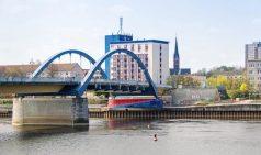 Мост между Германией и Польшей