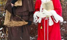 Санта-Клаус и Шмуцль