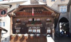 Щвейцарское шале