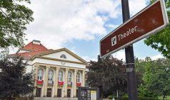 Театр В Нордхаузене. Тюрингия