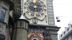 Часовая башня в Берне